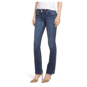 Hudson mid rise Boot cut  jeans